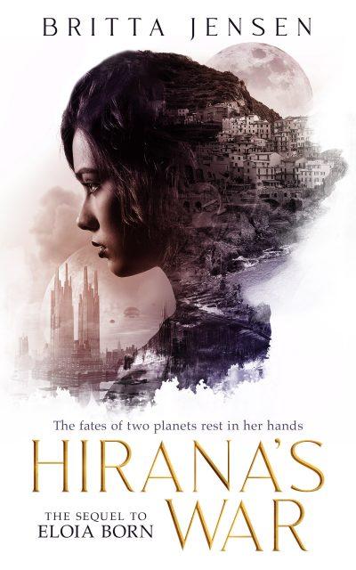 the cover of Hirana's War